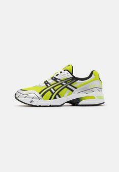 ASICS SportStyle - Sneakersy niskie - żółty neon
