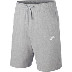 Spodenki męskie Nike z bawełny bez wzorów