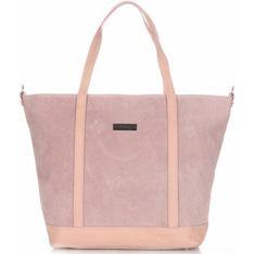 Shopper bag Vittoria Gotti rozowy