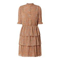 Sukienka z efektem stopniowania model 'Anemone'