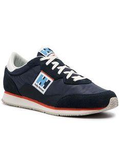 Helly Hansen Sneakersy Ripples Low-Cut Sneaker 114-81.597 Granatowy