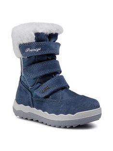 Primigi Śniegowce GORE-TEX 6381511 M Niebieski