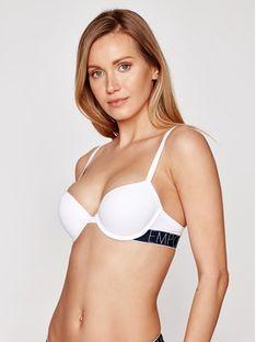 Emporio Armani Underwear Biustonosz push-up 164394 1P227 00010 Biały