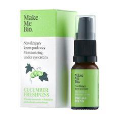 Make Me Bio Cucumber Freshness, nawilżający krem pod oczy, 10 ml
