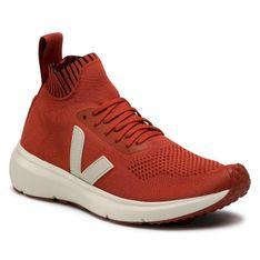 Sneakersy VEJA - Runner Style Mid V x Rick Owens OT102461B Rust Pierre