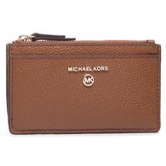 Etui na karty kredytowe MICHAEL MICHAEL KORS - Jet Set Charm 34H0GT9D6L  Luggage