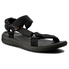 Sandały TEVA - M Sanborn Universal 1015156 Black