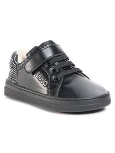 Liu Jo Sneakersy Mini Alicia 501 4F0303 EX014 Czarny