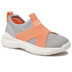 Sneakersy SUPERFIT - 1-000310-2000 M Grau/Orange