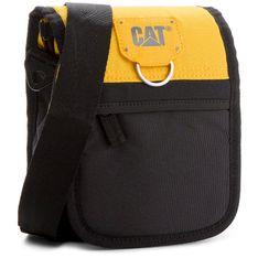 Saszetka CATERPILLAR - Ronald 83439-12  Black/Yellow