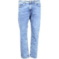 Niebieskie jeansy męskie Diesel