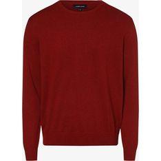 ANDREW JAMES  sweter męski czerwony