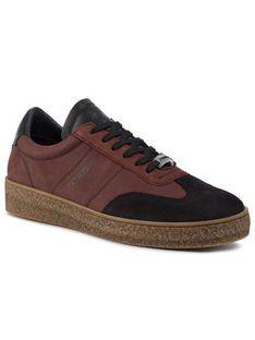 Togoshi Sneakersy TG-12-03-000098 Brązowy