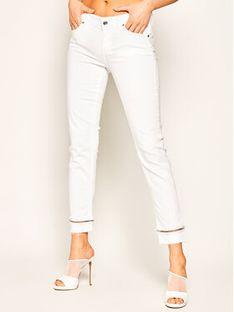 Liu Jo Jeansy Regular Fit WA0186 T8123 Biały Regular Fit