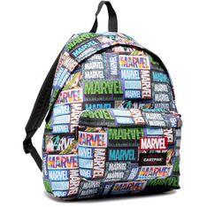 Plecak EASTPAK - Padded Pak'r EK000620 Marvel Black L45