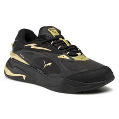 Sneakersy PUMA - Rs-Fast Metal V2 380498 01 Puma Black/Puma Team Gold