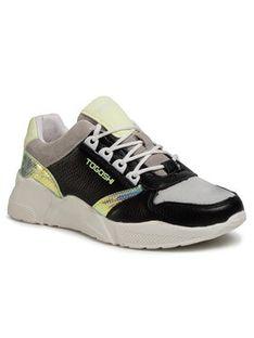 Togoshi Sneakersy TG-09-04-000165 Czarny