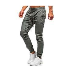 Spodnie męskie Denley z elastanu