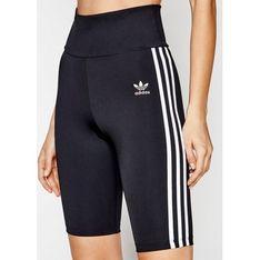 Szorty czarne Adidas Originals