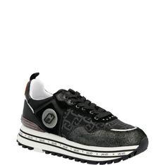 Liu Jo Sneakersy MAXI WONDER 1 | z dodatkiem skóry