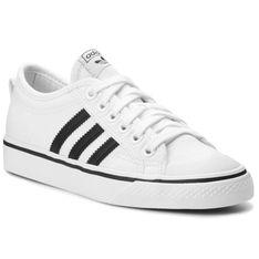 Buty adidas - Nizza CQ2333 Ftwwht/Cblack/Ftwwht