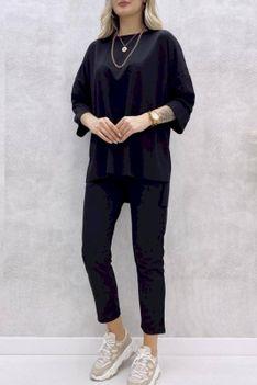 Komplet damski ALMEDA BLACK