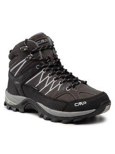 CMP Trekkingi Rigel Mid Trekking Shoes Wp 3Q12947 Szary