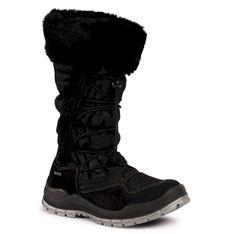 Śniegowce PRIMIGI - GORE-TEX 6399800 D Nero
