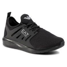 Sneakersy EA7 EMPORIO ARMANI - X8X052 XCC57 A083 Triple Black