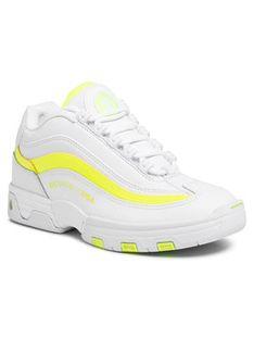 DC Sneakersy Legacy Lite ADJS100129 Biały