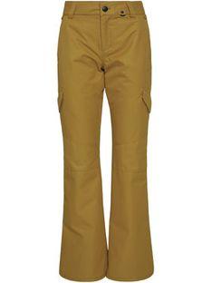 Volcom Spodnie narciarskie Bridger H1252102 Brązowy Standard Fit