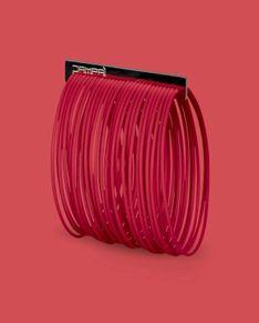 Bransoletka Bernardini - czerwona