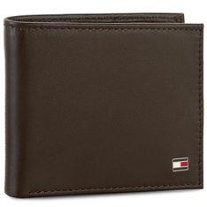 Duży Portfel Męski TOMMY HILFIGER - Eton Mini Cc Wallet AM0AM00655 041