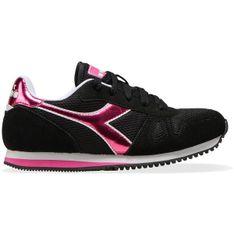 Sneakersy dziewczęce Simple Run GS Girl Diadora