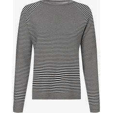 Sweter damski Marc O'Polo Denim z okrągłym dekoltem w paski
