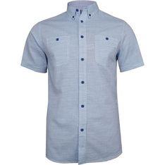 Pako Jeans koszula męska letnia elegancka z krótkim rękawem