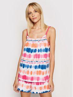 Lauren Ralph Lauren Piżama 2 Pc Garment ILN12087 Kolorowy
