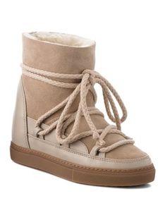 Inuikii Buty Sneaker Classic 70203-5 Beżowy