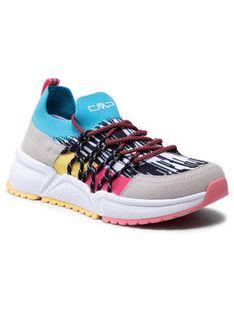 CMP Sneakersy Kairhos Wmn Leisure Shoe 31Q9546 Kolorowy