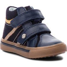 Buty zimowe dziecięce Bartek trzewiki bez wzorów