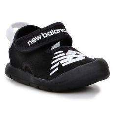 Sandały New Balance Jr Iocrsrbk czarne granatowe