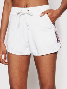 MOSCHINO Underwear & Swim Szorty sportowe 4312 9020 Biały Regular Fit