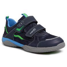 Sneakersy SUPERFIT - 1-006382-8010 D Blau