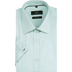 Koszula męska Giacomo Conti zielony