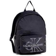 Plecak CALVIN KLEIN JEANS - Campus Bp 40 K60K607618 BDS
