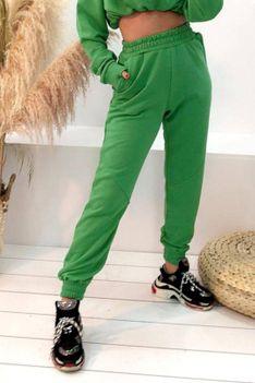 Spodnie sportowe BENVELA GREEN