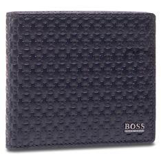 Duży Portfel Męski BOSS - Crosstown P 50446691  410