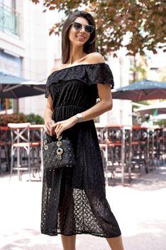Sukienka MATEKA BLACK