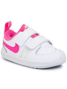 Nike Buty Pico 5 (TDV) AR4162 102 Biały