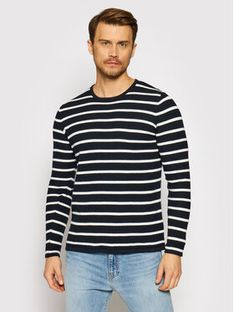 ONLY & SONS Sweter Moose 22016233 Granatowy Regular Fit